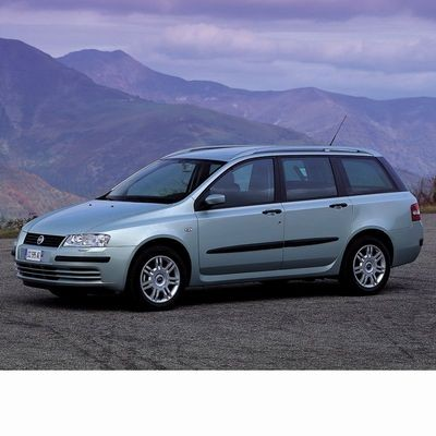 For Fiat Stilo Multiwagon (2001-2007) with Halogen Lamps