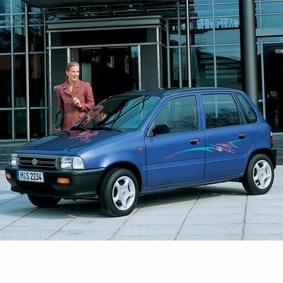Autó izzók halogén izzóval szerelt Suzuki Alto (1994-2000)-hoz