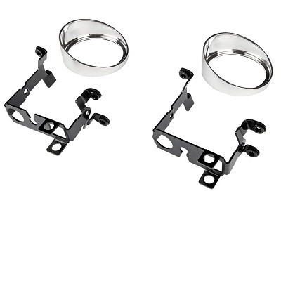 Accessory Frames for DRLs