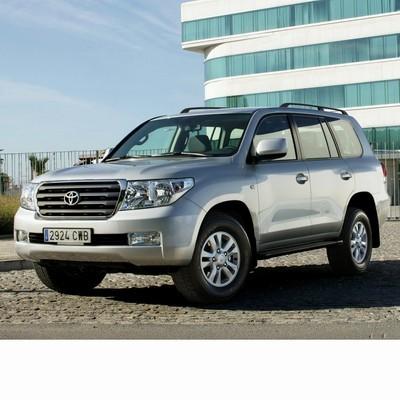Autó izzók a 2008 utáni halogén izzóval szerelt Toyota Land Cruiser J20-hoz