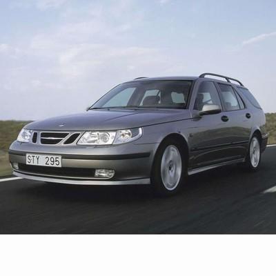 Autó izzók bi-xenon fényszóróval szerelt Saab 9-5 Kombi (1998-2010)-hoz
