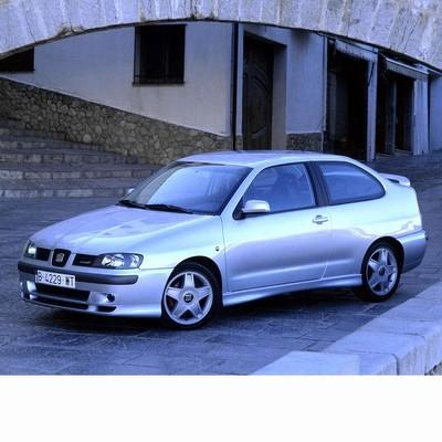 Autó izzók két halogén izzóval szerelt Seat Cordoba (1999-2002)-hoz