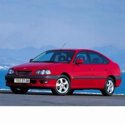 Autó izzók halogén izzóval szerelt Toyota Avensis (1997-2003)-hez