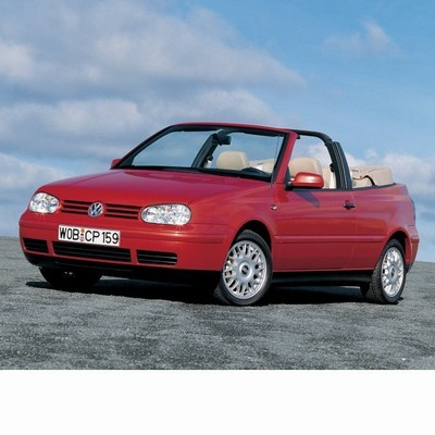 Autó izzók halogén izzóval szerelt Volkswagen Golf IV Cabrio (1998-2002)-hoz