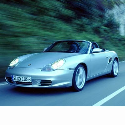 For Porsche Boxster (1996-2004) with Halogen Lamps