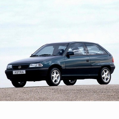 Autó izzók halogén izzóval szerelt Opel Astra F (1991-1998)-hoz