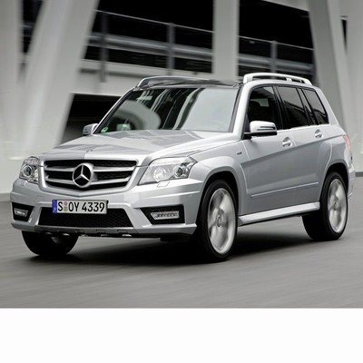 For Mercedes GLK (2009-2012) with Halogen Lamps