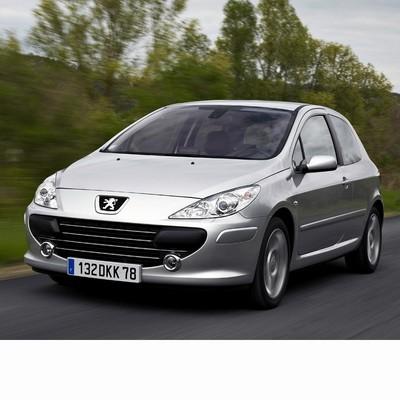 Autó izzók xenon izzóval szerelt Peugeot 307 (2001-2008)-hez
