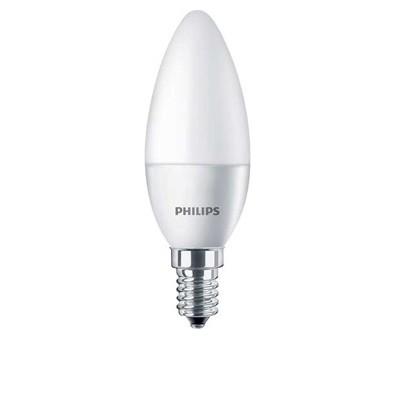 Philips gyertya forma LED