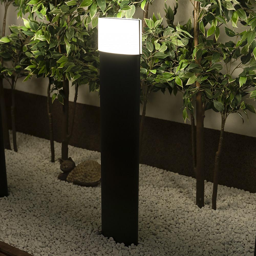 Kültéri állólámpa, talapzatos lámpa