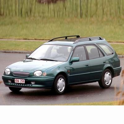 Autó izzók halogén izzóval szerelt Toyota Corolla Kombi (1997-1999)-hoz
