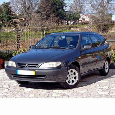 Autó izzók halogén izzóval szerelt Citroen Xsara Break (1997-2000)-hez