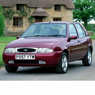 Autó izzók halogén izzóval szerelt Ford Fiesta (1995-1999)-hoz