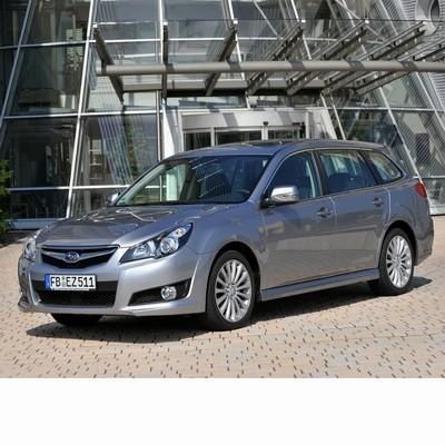 Autó izzók halogén izzóval szerelt Subaru Legacy Kombi (2009-2014)-hoz