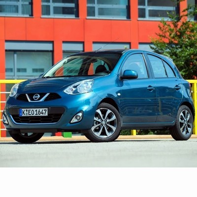 For Nissan Micra after 2013 with Halogen Lamps