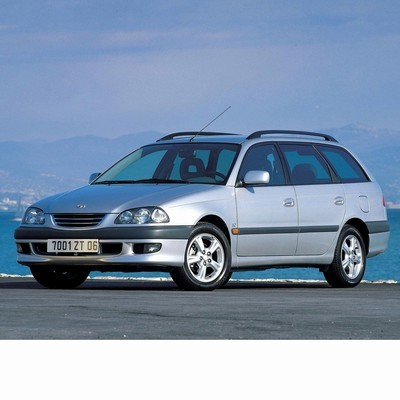 Autó izzók halogén izzóval szerelt Toyota Avensis Kombi (1997-2003)-hoz
