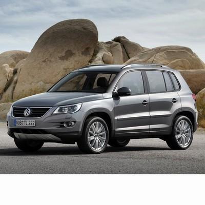 Autó izzók halogén izzóval szerelt Volkswagen Tiguan (2007-2011)-hoz