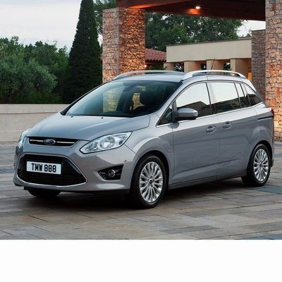 For Ford Grand C-Max after 2010 with Halogen Lamps