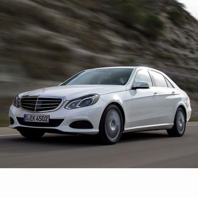 Autó izzók a 2009 utáni ledes fényszóróval szerelt Mercedes E Sedan-hoz