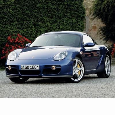 Autó izzók bi-xenon fényszóróval szerelt Porsche Cayman (2005-2008)-hez