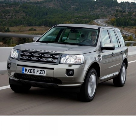 For Land Rover Freelander (2011-2013) with Halogen Lamps