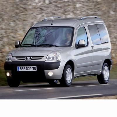 Autó izzók halogén izzóval szerelt Peugeot Partner (2004-2008)-hez