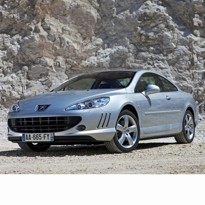 For Peugeot 407 Coupe (2005-2010) with Bi-Xenon Lamps