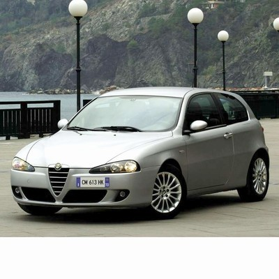 For Alfa Romeo 147 (2005-2010) with Halogen Lamps