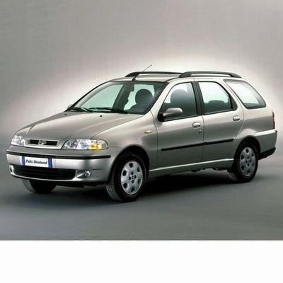 Autó izzók halogén izzóval szerelt Fiat Palio Weekend (1996-2003)-hez