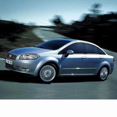 Autó izzók a 2007 utáni halogén izzóval szerelt Fiat Linea-hoz