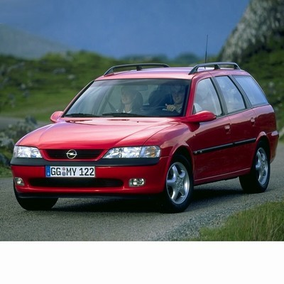 Autó izzók halogén izzóval szerelt Opel Vectra B Kombi (1995-2002)-hoz