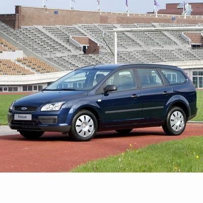 Autó izzók halogén izzóval szerelt Ford Focus Kombi (2004-2007)-hoz