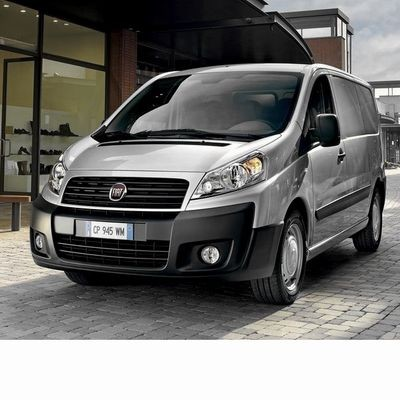 For Fiat Scudo (2007-2012) with Halogen Lamps