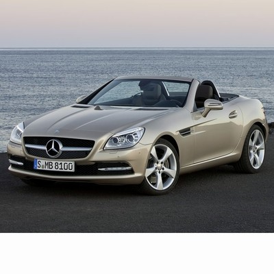 Autó izzók a 2011 utáni halogén izzóval szerelt Mercedes SLK-hoz