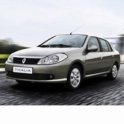 For Renault Thalia (2008-2013) with Halogen Lamps
