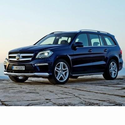 Autó izzók a 2012 utáni halogén izzóval szerelt Mercedes GL-hez