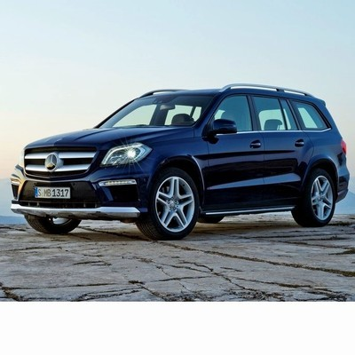 For Mercedes GL with Halogen Lamps