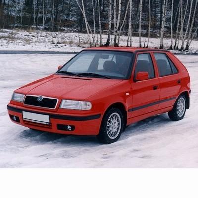 For Skoda Felicia (1998-2001) with Halogen Lamps