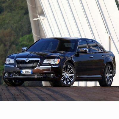 Autó izzók a 2011 utáni bi-xenon fényszóróval szerelt Lancia Thema-hoz