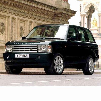 Autó izzók bi-xenon fényszóróval szerelt Range Rover (2002-2006)-hez