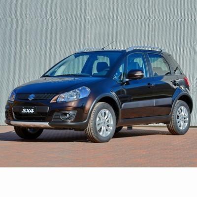 Autó izzók a 2006 utáni halogén izzóval szerelt Suzuki SX4-hez