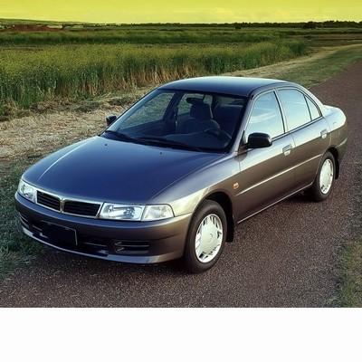 Autó izzók halogén izzóval szerelt Mitsubishi Lancer (1995-2000)-hez