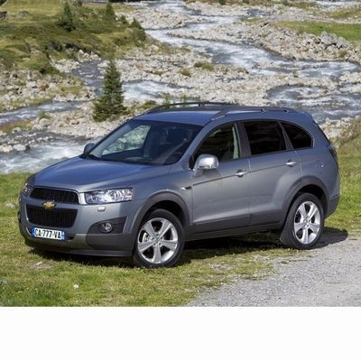 For Chevrolet Captiva after 2013 with Halogen Lamps
