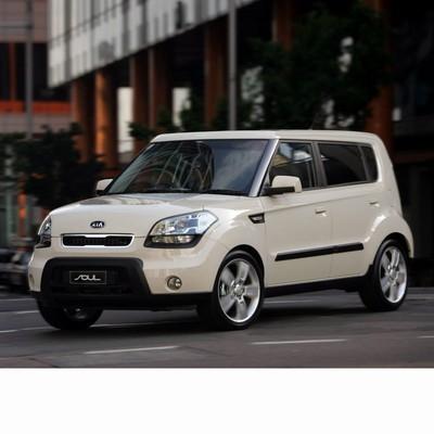 Autó izzók halogén izzóval szerelt Kia Soul (2008-2011)-hoz