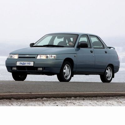 For Lada 110 (1995-2006) with Halogen Lamps