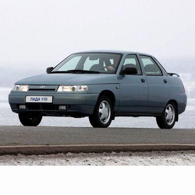 Autó izzók halogén izzóval szerelt Lada 110 (1995-2006)-hez