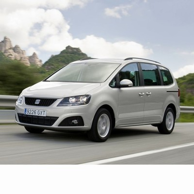 For Seat Alhambra after 2010 with Halogen Lamps