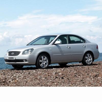 Autó izzók a 2006 utáni halogén izzóval szerelt Kia Magentis-hoz