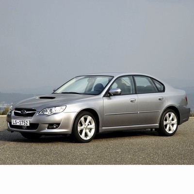 Autó izzók halogén izzóval szerelt Subaru Legacy (2007-2009)-hoz