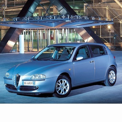For Alfa Romeo 147 (2000-2004) with Halogen Lamps